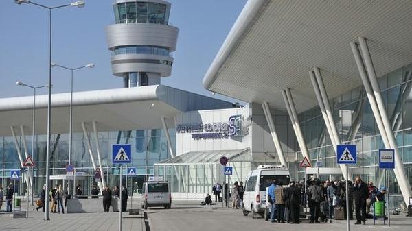 Снимка от летище София